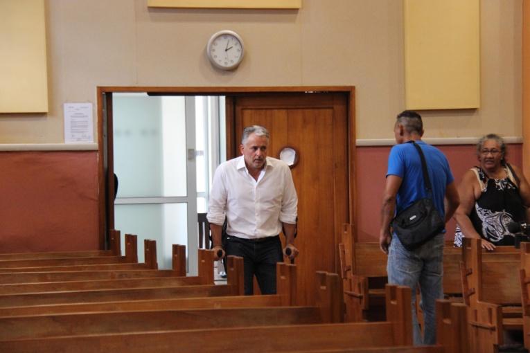 Thierry Barbion demande sa remise en liberté