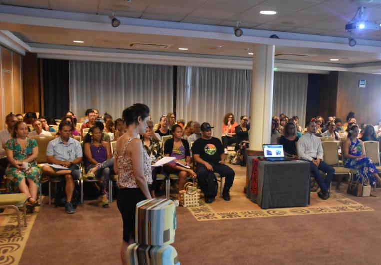 Plusieurs dizaines de personnes ont participé ce mercredi à un séminaire organisé par l'Ademe.