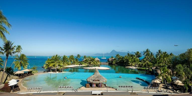 Négociations de la dernière chance à l'Intercontinental Tahiti