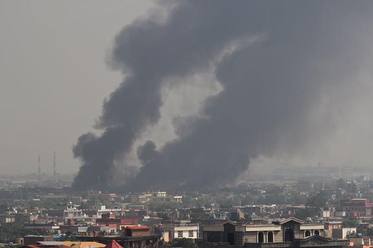 Nouvel attentat taliban à Kaboul, 10 morts dont 2 soldats de l'Otan