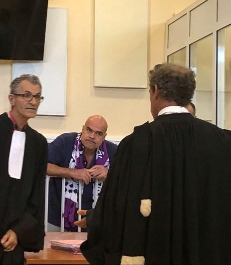 En appel, peine confirmée contre Thierry Pageau
