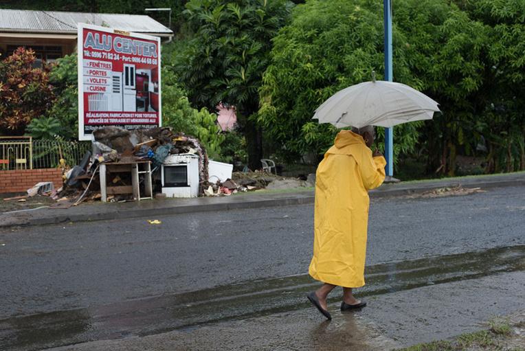 Martinique: trois jeunes emportés par une crue soudaine