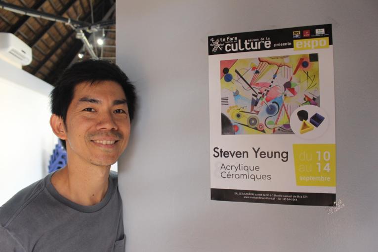 Steven Yeung mêle le Bauhaus à la Polynésie