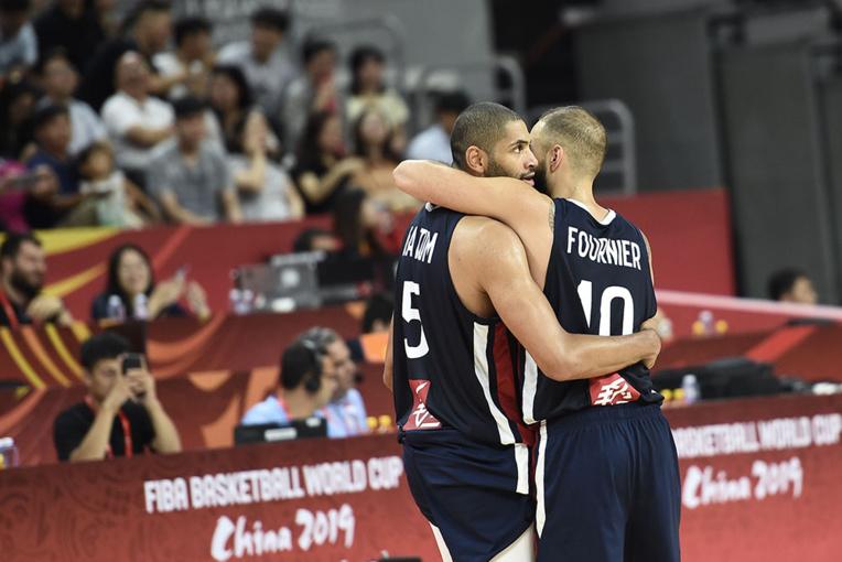 Mondial de basket: la France en demi-finale après un exploit contre les Etats-Unis