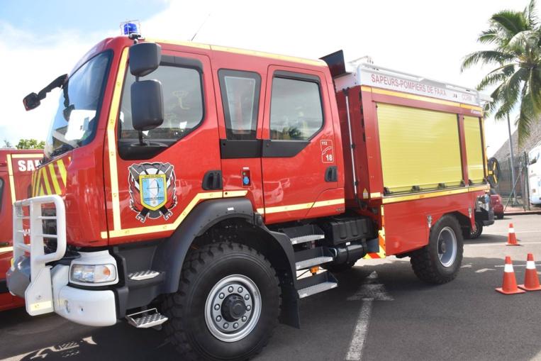Début d'incendie maîtrisé à l'école Farahei Nui de Faa'a