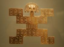 Les Indiens Tolima maniaient l'abstraction avec beaucoup de créativité.