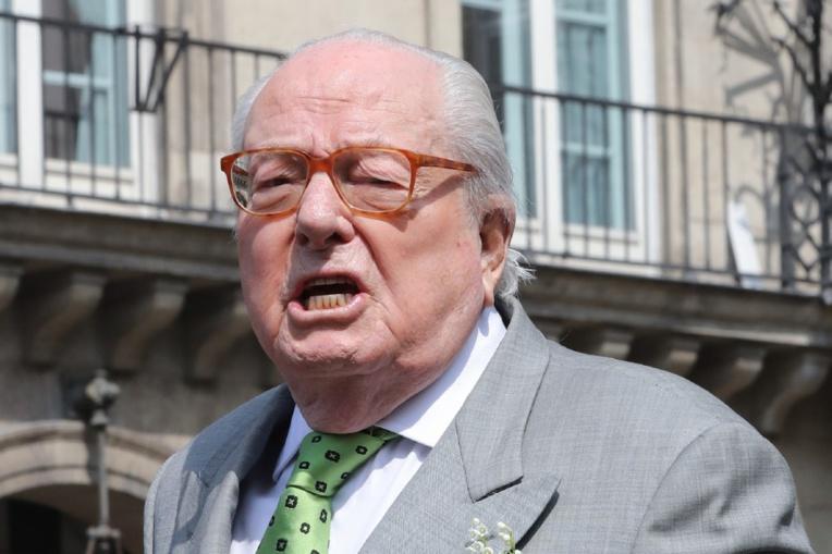 Emplois présumés fictifs du RN: Jean-Marie Le Pen entendu par la juge