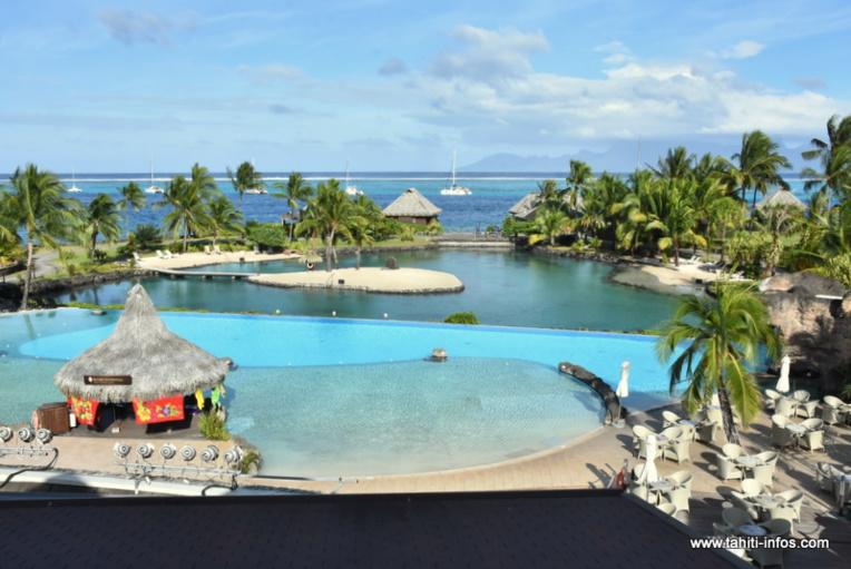 Grève à retardement à l'Intercontinental Tahiti