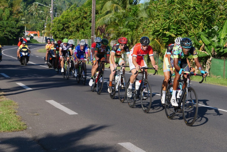 Le Tour de Tahiti Nui se déroule entre Tahiti et Moorea du 14 au 20 septembre