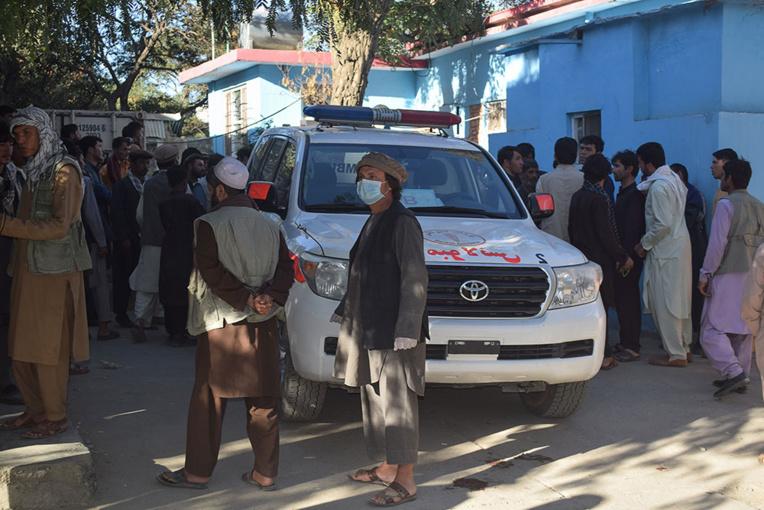 Afghanistan: double attentat pendant la campagne électorale, au moins 48 morts