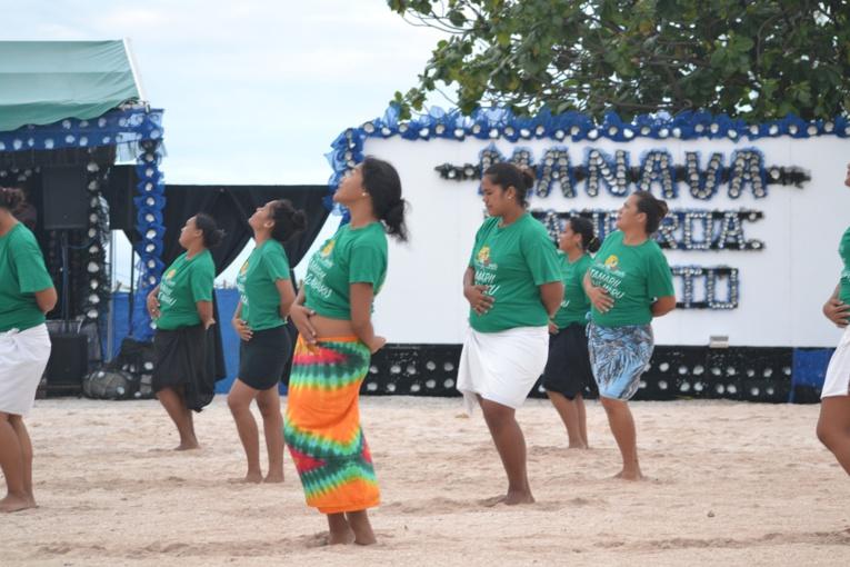 Jusqu'à samedi la culture paumotu sera mise à l'honneur à Rangiroa.