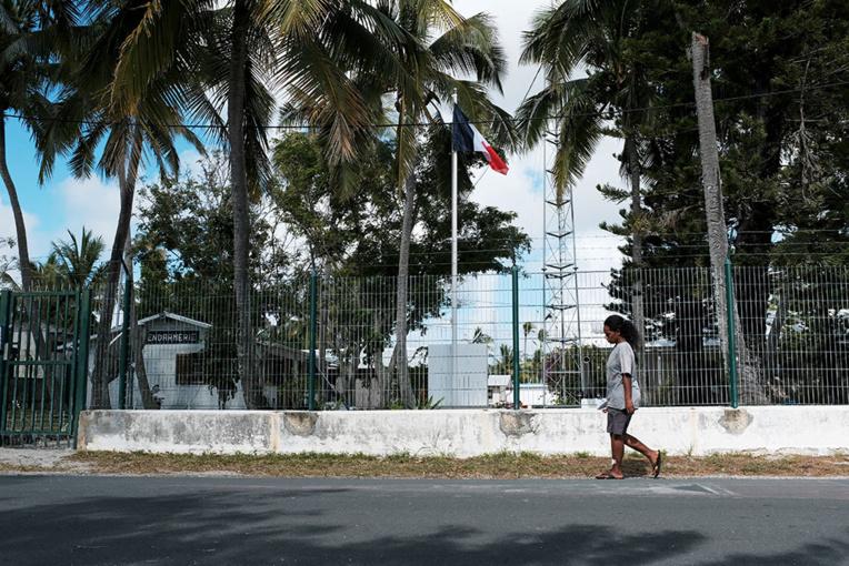 Des gendarmes agressés et blessés à Ouvéa, en Nouvelle-Calédonie