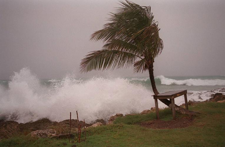 Une tempête tropicale se dirige sur Saint-Martin: vigilance cyclone déclenchée