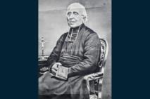 Jean-Claude Colin fut le fondateur de la Société des Maristes ; ses missionnaires, les Maristes, étaient chargés d'évangéliser l'ouest de l'Océanie.