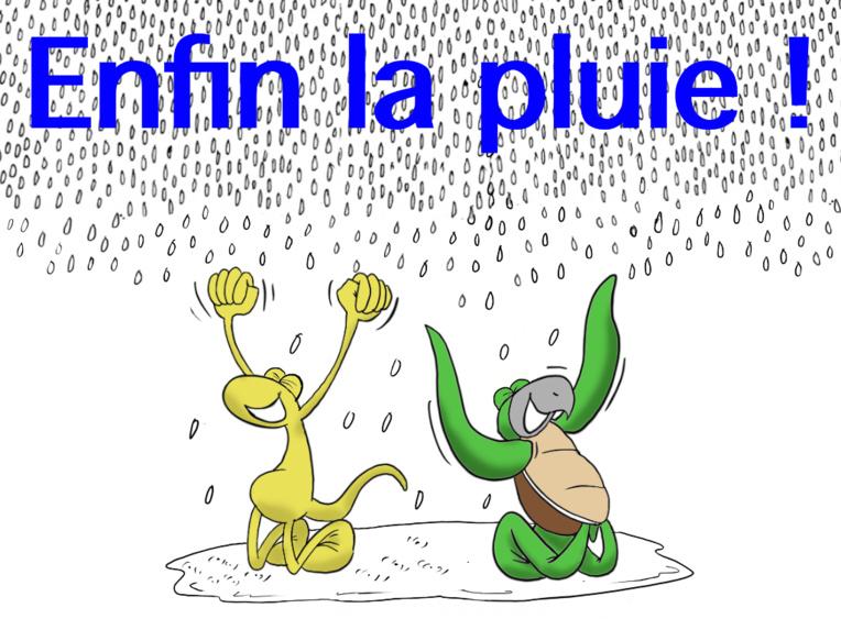 """""""La fin de la saison sèche"""", par Munoz"""