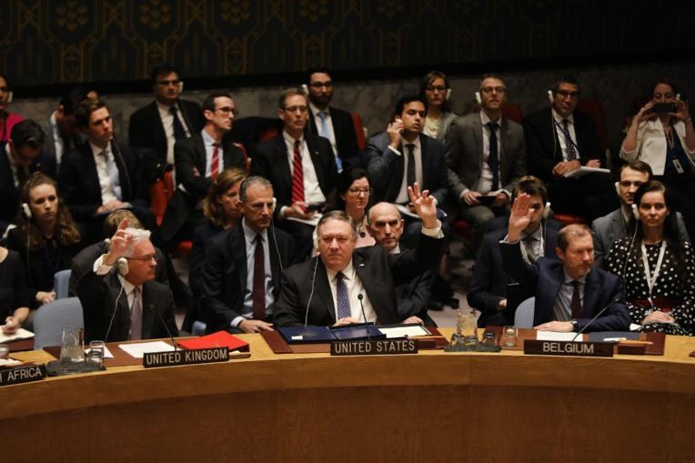 L'ONU se déchire à nouveau sur la Syrie avec un 13e veto russe