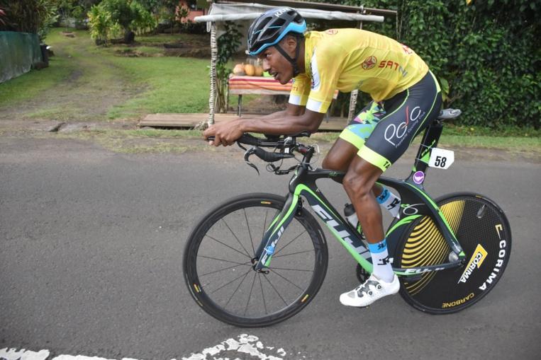 Axel Carnier, 23 ans, remporte le Tour de Tahiti Nui 2019