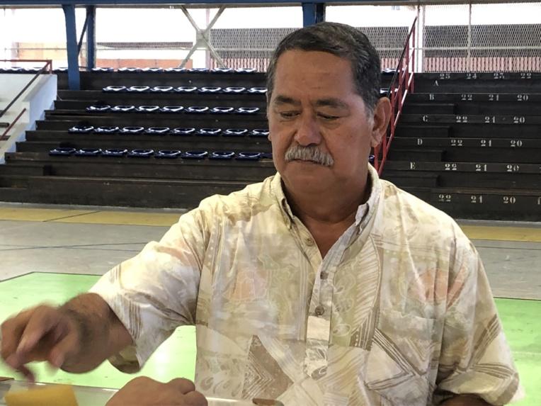 Seule la liste Te Va'a Hotu conduit par Rodolphe Apuarii s'est porté candidate pour la présidence de la Fédération tahitienne de va'a.