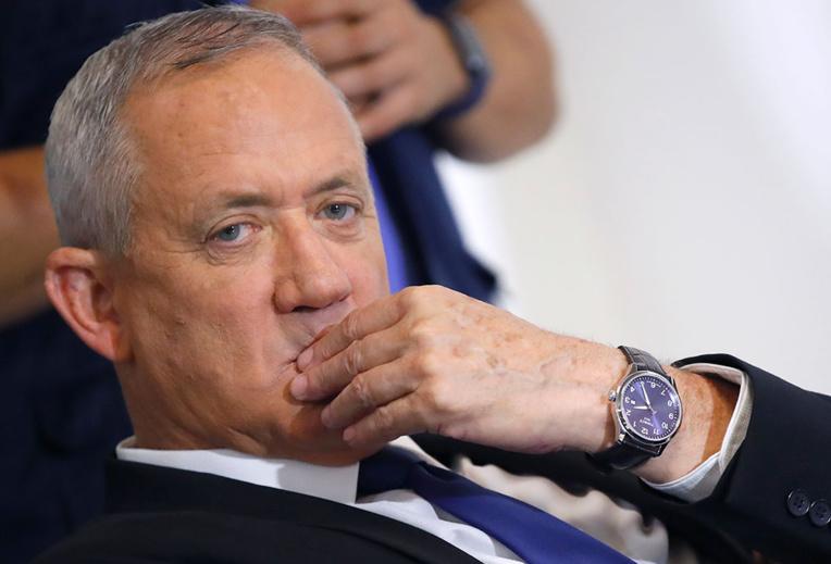 Israël: les partis arabes apportent leur soutien à Gantz, contre Netanyahu
