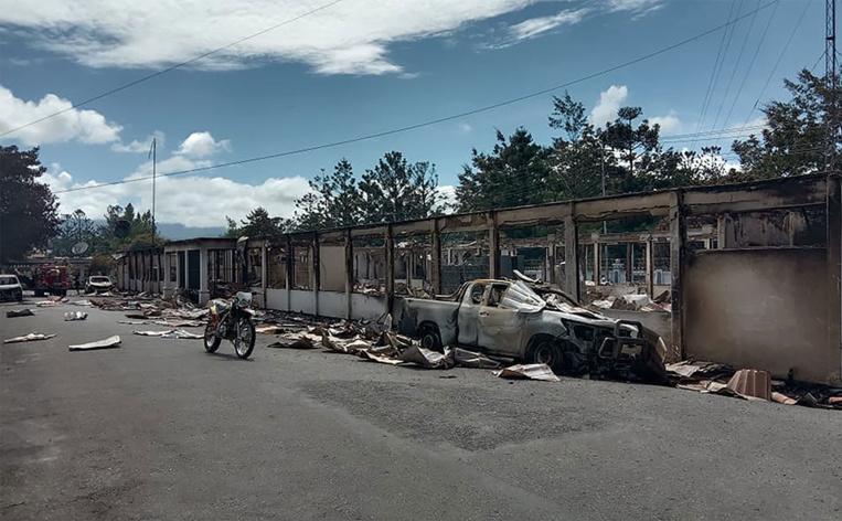 Indonésie: des émeutes sanglantes en Papouasie font une trentaine de morts