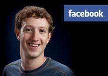 Mark Zuckerberg, fondateur de Facebook et roi du net à 27 ans