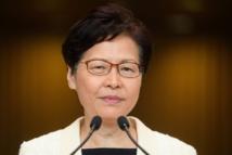 Plus de 20.000 Hongkongais postulent pour dire leur colère à la cheffe de l'exécutif