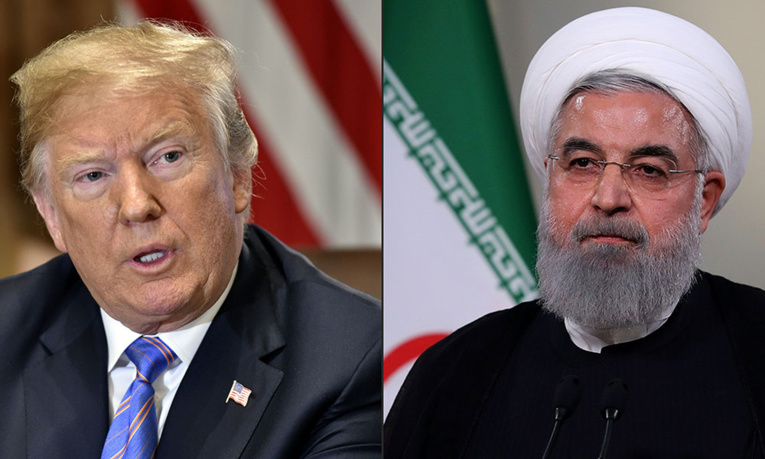 Washington durcit les sanctions contre l'Iran malgré les appels à une rencontre Trump-Rohani