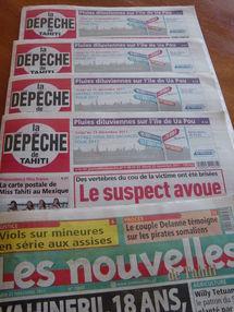 Moux veut reprendre les titres de GHM - Groupe Hersant Média - à Tahiti (pressnews)