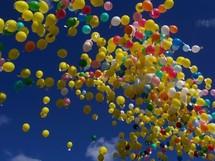 Deux-Sèvres: un ballon lâché lors d'une kermesse, retrouvé en Thaïlande