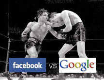 Facebook a Google en ligne de mire