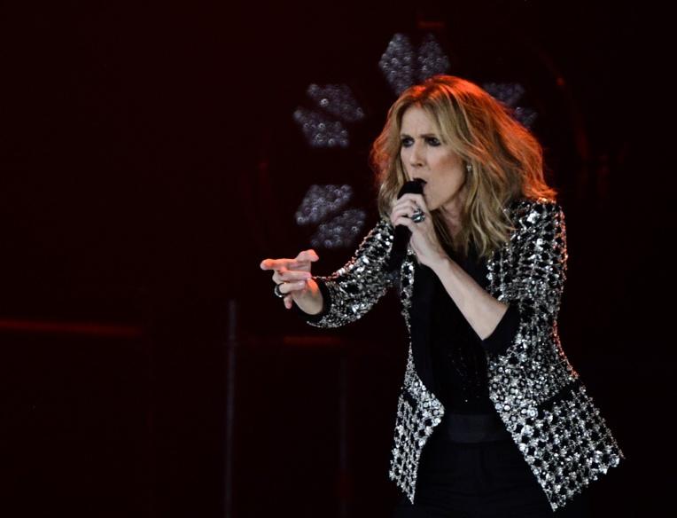 Céline Dion annoncée aux Vieilles Charrues en 2020
