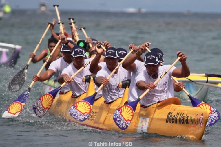 Shell devrait engager deux équipes lors de la prochaine Hawaiki Nui Va'a
