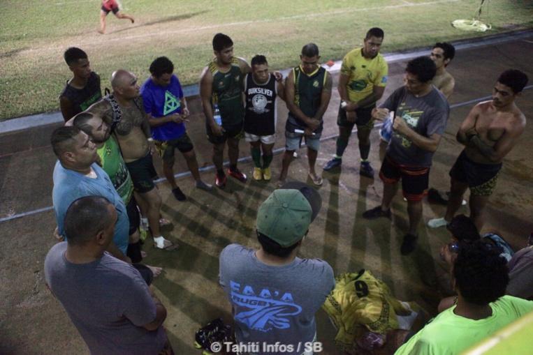 Champion en 2017, 2018, Faa'a Rugby connait désormais des problèmes d'effectif