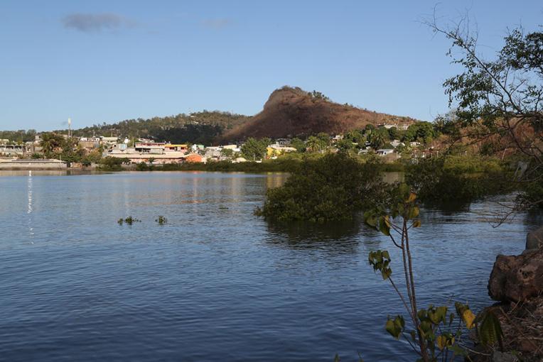 Les grandes marées et le volcan sous-marin rappellent aux Mahorais l'inexorable montée des eaux