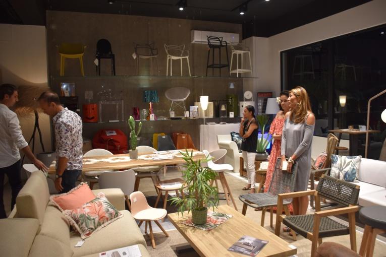 Un nouveau show-room pour Deco Bain & Maison à Taunoa