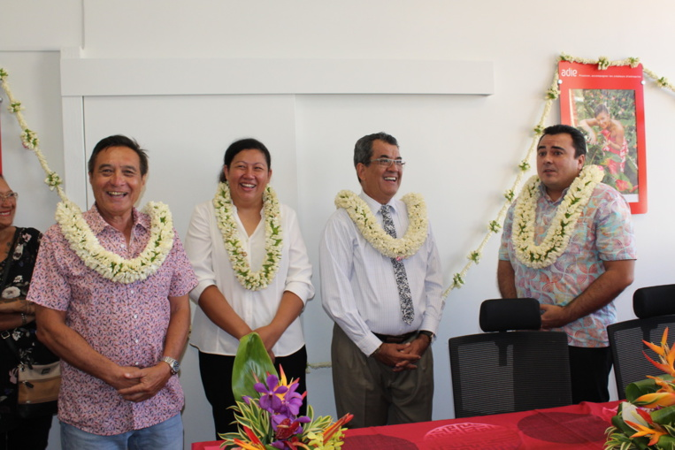 L'Adie inaugure sa nouvelle agence à Papeete