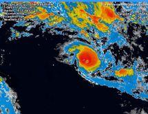 Cyclones: Jasmine menace les îles Loyauté de la Nouvelle-Calédonie , Cyril se dirige vers la Polynésie