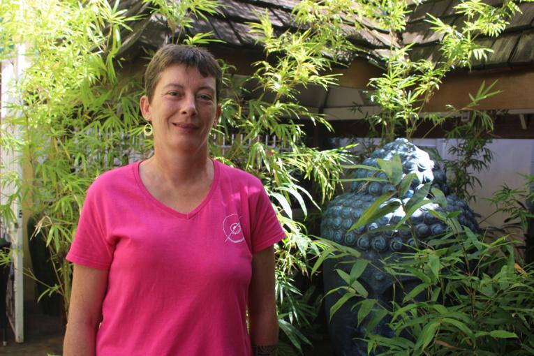 Anne Haiti Perrault, nouvelle présidente des Amazones Pacific.