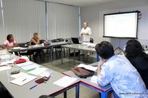 Les nouveaux ateliers permettent un meilleur encadrement des chefs d'entreprise