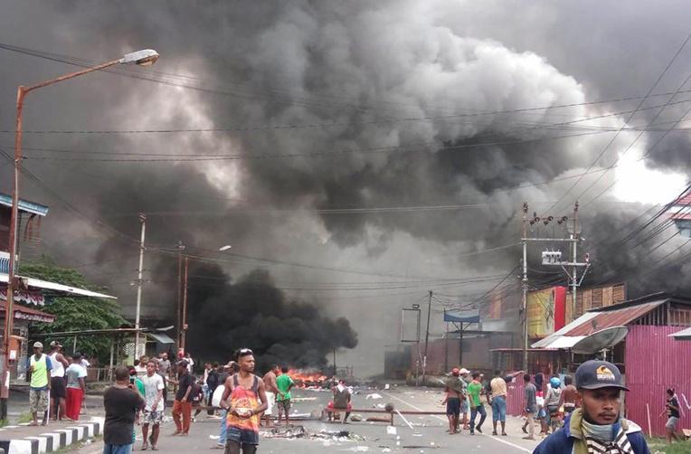 Indonésie: Plus de 16.000 habitants fuient les troubles en Papouasie