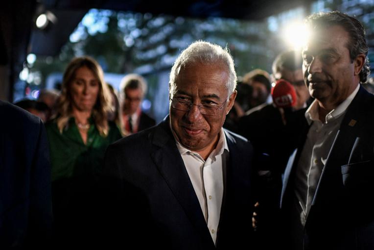 Portugal : vainqueur des législatives, Costa cherche la bonne formule
