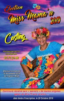 Miss Mama'u : le grand moment des grands-mamans