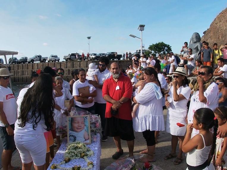 Photo : Lionel Tehaamoana, Polynésie la 1ère