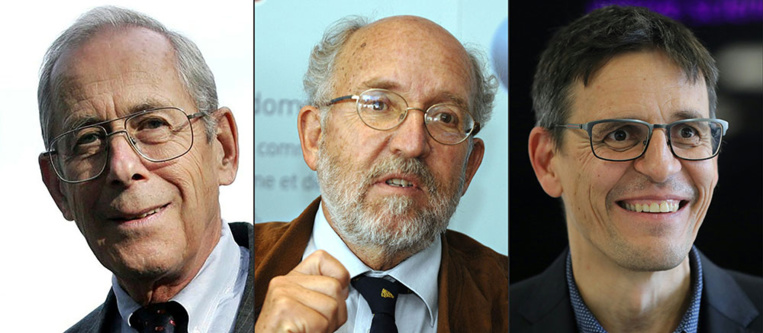 Du Big Bang aux exoplanètes: le Nobel de physique à deux Suisses et un Canado-Américain