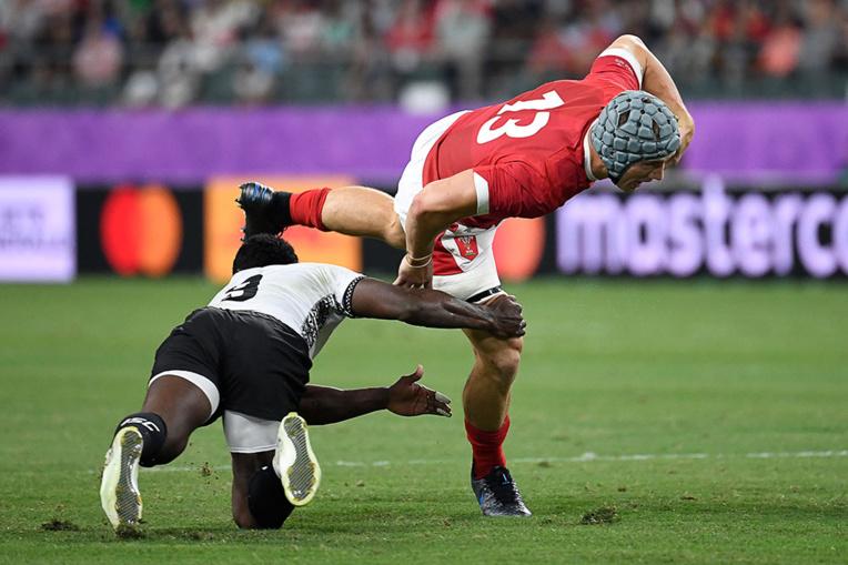 Mondial de rugby: le pays de Galles et l'Australie en quarts de finale