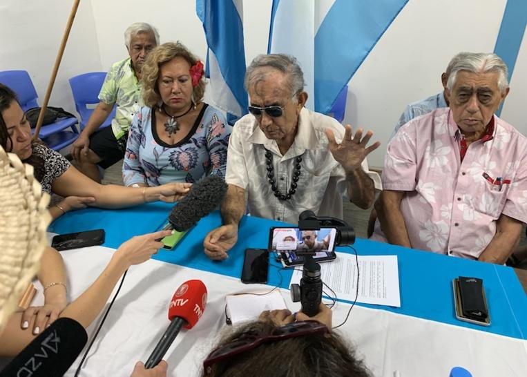 Ua Pou : Oscar Temaru dénonce les déserts médicaux dans les îles