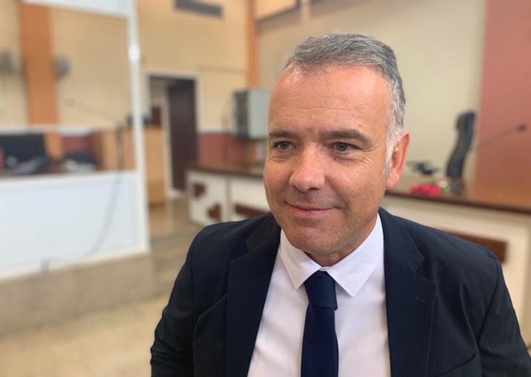 Le retour en Polynésie du nouveau président de la CTC