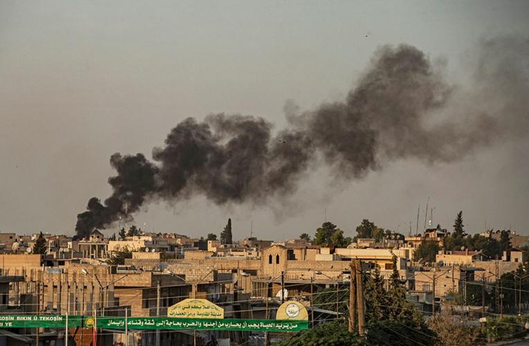 Syrie: l'offensive turque contre les forces kurdes suscite une volée de critiques