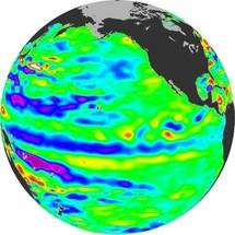 "Climat: La Niña ""proche de son maximum"", des incertitudes après mai"