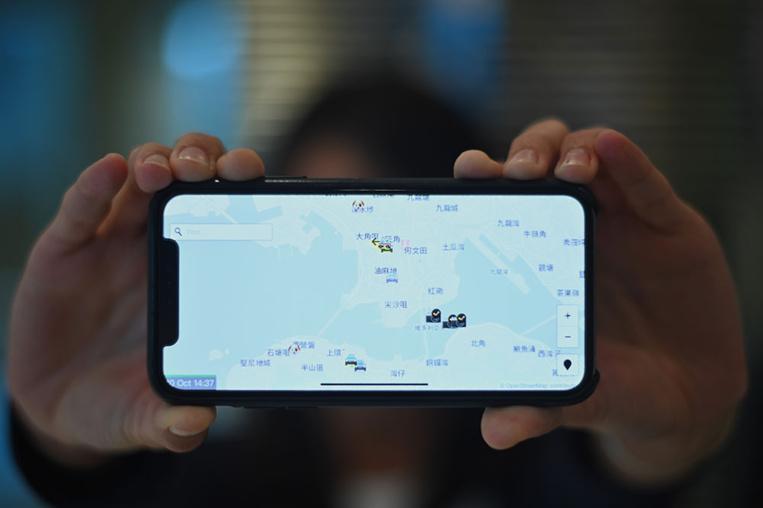 Hong Kong: Apple, sous pression chinoise, retire une appli de localisation des policiers